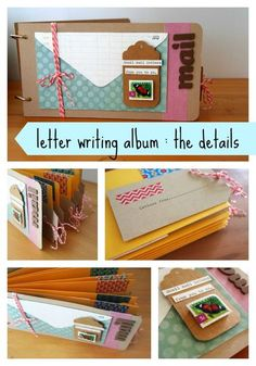 There's still nothing like getting a hand-written letter in the mail.  When you do, save it.