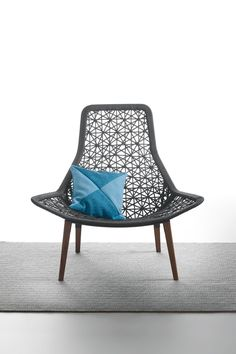 Maia Relax armchair by Patricia Urquiola