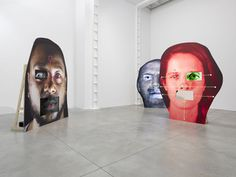 lisson gallery until 7th march tony oursler