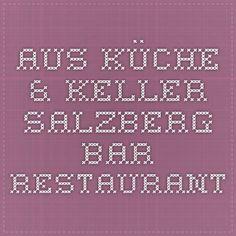 Aus Küche & Keller - Salzberg Bar Restaurant Periodic Table, Restaurant, Bar, Basement, Drinking, Essen, Periodic Table Chart, Periotic Table, Diner Restaurant