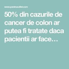 Cancer, Colon, Medicine, Diet