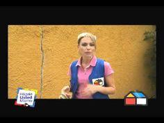 Cómo impermeabilizar una grieta en la pared http://ini.es/1b8Mc88 #EliminarGrieta, #Fisura, #Muro, #Pared, #RepararGrieta