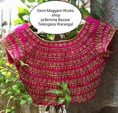 adb976249a4682 76 Best Ginni Maggam Works shop