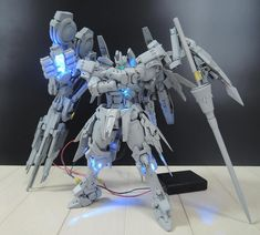 GUNDAM GUY: MG 1/100 Tallgeese III Custom - GBWC 2015 [Japan] Entry Build WIP by ロク 【RO KU】 [Updated 7/16/15]