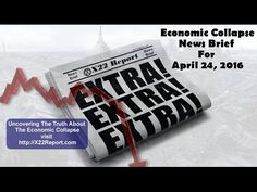 Current Economic Collapse News Brief - Episode 953