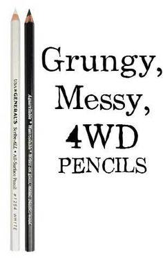 Scribe – All Pencil