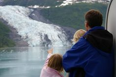 College Fjord, Glacier Bay, Alaska