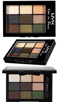 NYX Makeup Collection Spring 2013.