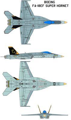 Boeing McDonnell Douglas FA-18 by bagera3005 on DeviantArt