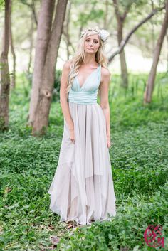 Gelique Convertible Dress with a 3 layer Square Tulle skirt. Bridesmaid Dresses, Prom Dresses, Formal Dresses, Wedding Dresses, Convertible Dress, Infinity Dress, Skirt Fashion, Color Show, Different Styles