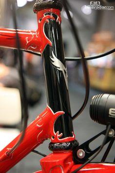 Black Red Bike