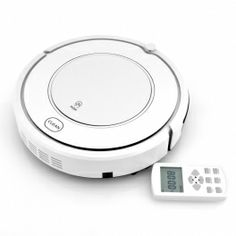 Robot Vacuum Cleaner - Ultra-Thin Design, Four Cleaning Modes $189 at shopswagstore.com