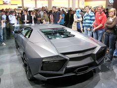 Vicious! ...It's a Lamborghini, what can I say more