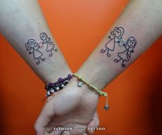 Mother Daughter Tattoos, Tattoos For Daughters, Sister Tattoos, Mini Tattoos, Piercing Tattoo, Piercings, Tattoo Mama, Tatoos, Tattoo Designs