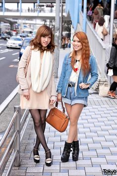 Tokyo Girls Collection Street Snaps 2012 S/S (43)