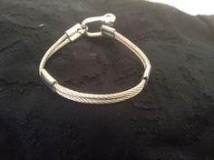 All inox steel handmade bracelet