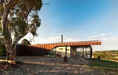 Modern Renovation of an 1850′s Australian Farm House