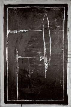 Paisatge negre tancat (1986) / Joan Hernández Pijoan