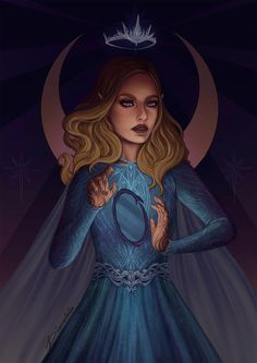 Feyre by dianulala