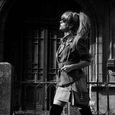 Punk, Portrait, Vintage, Style, Fashion, Swag, Moda, Headshot Photography, Fashion Styles