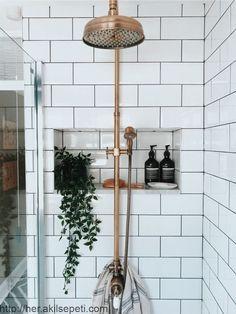 Home Decor Scandinavian ///.Home Decor Scandinavian /// Bathroom Interior Design, Interior Design Living Room, Interior Decorating, Decorating Ideas, Modern Interior, Modern Decor, Decorating Websites, Urban Interior Design, Decorating Bathrooms