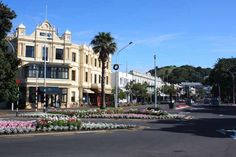 The Esplanade Hotel on Victoria Street...