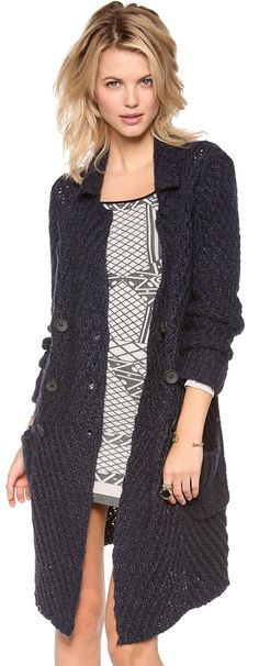 Free People Buttermilk Biscuit Cardigan-Have, Love
