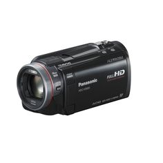 Panasonic HDC-HS900K 3 MOS 220GB HDD 3D Compatible Camcorder (Black): Camera & Photo