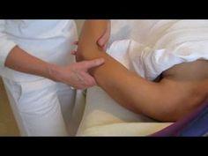 Manuelle Lymphdrainage - Manual Lymphatic Drainage