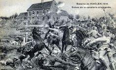 Halen, Belgie. Dit was een slag die op 12 augustus 1914 plaatsvond en het was het Duitse keizerrijk tegen de Belgen. er zijn in deze veldslag 1600 gedood.