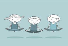 sweet, short meditations for kids by Ulrich Hoffmann