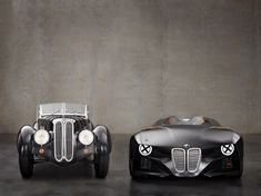 BMW 328 Hommage Concept, 2011 and BMW 328