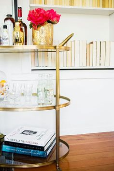 women & whiskies: a bar cart giveaway. (via Bloglovin.com )