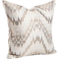 Found it at AllModern - Designer Collections by Sheri Ziggy Throw Pillow