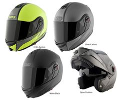 Speed and Strength - SS1700 Lock and Load Helmet