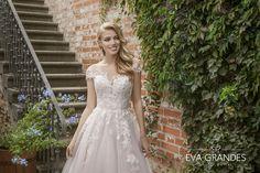 Eva Grandes | Luxury 2019 | Campaign Lace Wedding, Wedding Dresses, Bridal Style, Campaign, Couture, Luxury, Fashion, Bride Dresses, Haute Couture