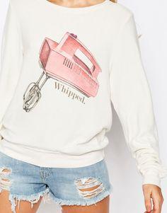 Image 3 ofWildfox 'Whipped' Sweatshirt