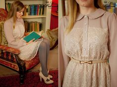 Miss Patina girly dress
