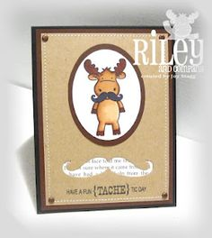 new riley and company image, card by Joy Stagg