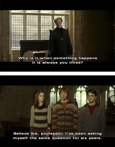 I love how even during the darkest of the HP movies the humor shows through. <--that's what makes Harry Potter one of the best book series and movie series of all time! Please, Harry Potter is the best Harry Potter Jokes, Harry Potter Fan Art, Harry Potter Fandom, Hp Movies, No Muggles, Just Love, Yer A Wizard Harry, Mischief Managed, Forever