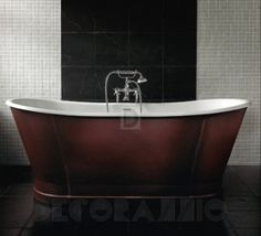 #bathroom #bath #shower #showerroom #interior #design #interiordesign   Чугунная ванна Imperial Bathroom IB Luxury bath, ib_radison_cureo_luxury_bath