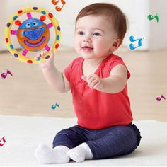 Smart Jumping Joggle Flashing Light Up Bouncing Vibrating Sound Music Toy Jumping Ball-p101 Electronic Toys Toy Phones