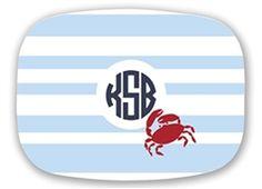 Preppy Platter - Rugby Crab