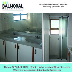 The bathroom is the most important part of a house, and here at Balmoral we have everything you will need. We have showers, tubs and toilets in your need. Call us now: 083 448 1118 E-Mail: andre.saaiman@sachin.co.za #bathrooms #accommodation #Hartenbos