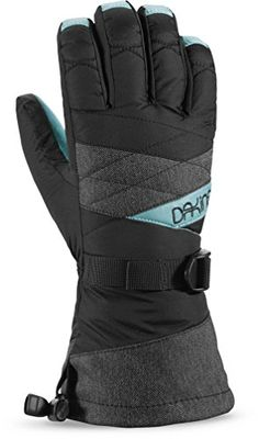 8aaed3354931 DAKINE Tahoe Glove Womens Denim XL    Read more at the image link.   WomensOutdoorClothing