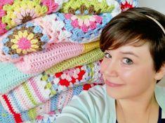 hello! Cath Kidston colors crochet.