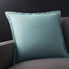 Aqua Throw Pillows, Turquoise Pillows, Decorative Throw Pillows, Living Room Pillows, Custom Rugs, Bohemian Decor, Crate And Barrel, Crates, Ocean
