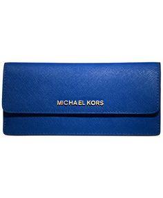 MICHAEL Michael Kors Jet Set Travel Wallet <3