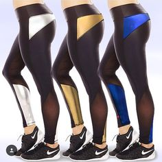 We want to hear your voice!!!! PLS VOTE your favorite pair! Left? Middle? Right?  And help us bring you the styles you love! I say: LEFT!!  #zaraterez #dareyouractivewear #london #copeactive #healthy #leggings