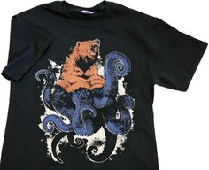 Octo-Bear Shirt